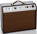 Musical Instruments:Amplifiers, PA, & Effects, 1960's Gibson Skylark GA-5 Brown Guitar Amplifier #401004...