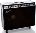 Musical Instruments:Amplifiers, PA, & Effects, 1970s Fender Vibrosonic Reverb Guitar Amplifier...
