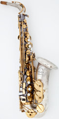 Musical Instruments:Horns & Wind Instruments, Recent Cannonball Satin Finish Alto Saxophone #105354...