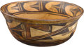 American Indian Art:Pottery, A HOPI POLYCHROME BOWL. c. 1910...