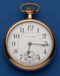 Timepieces:Pocket (post 1900), South Bend 21 Jewel 16 Size Grade 227 Pocket Watch. ...