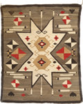 American Indian Art:Weavings, A NAVAJO REGIONAL RUG. c. 1920...