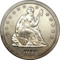 Patterns, 1859 P25C Quarter Dollar, Judd-234, Pollock-281, Low R.7, PR65 PCGS....