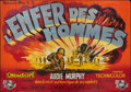 "Movie Posters:War, To Hell and Back (Universal International, 1955). French DoubleGrande (63"" X 92""). War.. ..."