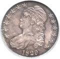 Bust Half Dollars, 1829 50C Small Letters MS64 PCGS. O-105, R.1....