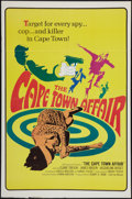 "Movie Posters:Thriller, The Cape Town Affair (20th Century Fox, 1967). One Sheet (27"" X 41""). Thriller.. ..."