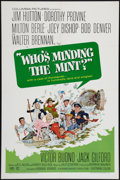 "Movie Posters:Comedy, Who's Minding the Mint? and Other Lot (Columbia, 1967). One Sheets (2) (27"" X 41""). Comedy.. ... (Total: 2 Items)"