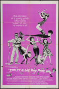"Movie Posters:Comedy, You're a Big Boy Now (Seven Arts, 1967). One Sheet (27"" X 41""). Comedy.. ..."