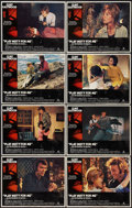 """Movie Posters:Thriller, Play Misty For Me (Universal, 1971). Lobby Card Set of 8 (11"""" X 14""""). Thriller.. ... (Total: 8 Items)"""