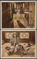 """Movie Posters:Romance, The Forbidden City (Select, 1918). Lobby Cards (2) (11"""" X 14"""").Romance.. ... (Total: 2 Items)"""