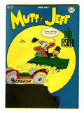 Golden Age (1938-1955):Cartoon Character, Mutt and Jeff #22 (DC, 1946) Condition: VF/NM....