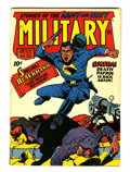 Golden Age (1938-1955):War, Military Comics #20 (Quality, 1943) Condition: FN-....