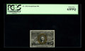 Fractional Currency:Second Issue, Fr. 1322 50¢ Second Issue PCGS Choice New 63PPQ. A lovely near-Gem example of this fiber paper 50¢. Fr. 1322 is the most com...