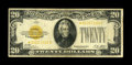 Small Size:Gold Certificates, Fr. 2402* $20 1928 Gold Certificate. Fine.. ...