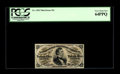 Fractional Currency:Third Issue, Fr. 1292 25c Third Issue PCGS Very Choice New 64PPQ. This bright note appeared in the 1986 ANA Sale in Milwaukee, Wisconsin....