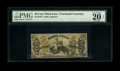 Fractional Currency:Third Issue, Fr. 1353 50c Third Issue Justice PMG Net Very Fine 20 Right SideRestoration. This major rarity Fractional number faces-up v...
