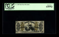 Fractional Currency:Third Issue, Fr. 1358 50c Third Issue Justice PCGS Choice New 63PPQ. A nice Justice with plenty of original embossing and a couple of thi...