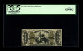 Fractional Currency:Third Issue, Fr. 1361 50c Third Issue Justice PCGS New 62PPQ. This note once appeared in a 1978 auction. The margins are usual for the gr...