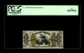 Fractional Currency:Third Issue, Fr. 1368 50¢ Third Issue Justice PCGS New 62PPQ. The left face margin cuts slightly into the design on this otherwise Very C...