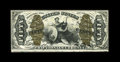 Fractional Currency:Third Issue, Fr. 1372 50c Third Issue Justice Choice New. The bronze overprint is bold on this original example that has three narrow and...