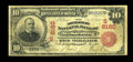 National Bank Notes:Kentucky, Mount Sterling, KY - $10 1902 Red Seal Fr. 613 The Montgomery NBCh. # (S)6160. ...