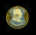 Encased Postage: , HB-1 EP-1 1¢ Aerated Bread Very Fine. A rare merchant representedby only the 1¢ denomination and a unique 5¢ example. Only ...
