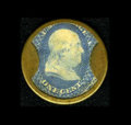 HB-3 EP-2 1¢ Ayers Cathartic Pills Extremely Fine. The lightly circulated, evenly toned case combines with a well c...