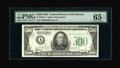 Small Size:Federal Reserve Notes, Fr. 2201-A $500 1934 Federal Reserve Note. PMG Gem Uncirculated 65 EPQ.. ...