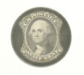 Encased Postage: , HB-Unlisted EP-Unlisted 12¢ Trial or Experimental Piece Silver Case Choice About New. Identical to Lot 643 of the Stack's Ju...
