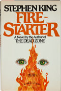 Books:Signed Editions, Stephen King. Firestarter. New York: The Viking Press, 1980.First trade edition. Signed by the author. Octa...