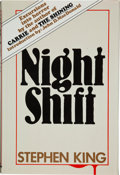 Books:Horror & Supernatural, Stephen King. Night Shift. Garden City, New York: Doubleday& Company, Inc., 1978. First edition, first impressi...