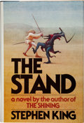 "Books:Horror & Supernatural, Stephen King. The Stand. Garden City: Doubleday &Company, 1978. First edition (with code ""T39"" present in the g..."