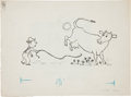 Books:Children's Books, [William Steig]. Original Drawing from Giggle Box. Adelightful original drawing for the Alfred A. Knopf childre...