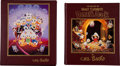 Books:Signed Editions, Carl Barks. The Fine Art of Walt Disney's Donald Duck. Scottsdale, Arizona and West Plains, Missouri: Another Rainbo...