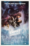 Memorabilia:Science Fiction, Star Wars: The Empire Strikes Back Movie Poster (20th Century-Fox, 1980)....