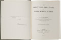 Books:Signed Editions, R. Lydekker. The Great and Small Game of India, Burma &Tibet. London: Rowland Ward, 1900. One of five hundred...