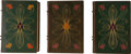 Books:Fine Bindings & Library Sets, Charles Paul De Kock. Three Volumes from the Romainville Edition of the Works of Charles Paul De Kock, including: The ... (Total: 3 Items)