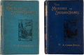Books:First Editions, Arthur Conan Doyle. First Editions of the First Two Sherlock HolmesBooks, including: The Adventures of Sherlock Holmes.... (Total:2 Items)