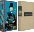 Books:Signed Editions, Herbert Hoover. The Ordeal of Woodrow Wilson. New York:McGraw-Hill, [1958]. First edition, limited to 500 numbe...