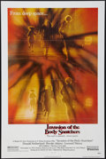 """Movie Posters:Science Fiction, Invasion of the Body Snatchers (United Artists, 1978). One Sheets (2) (27"""" X 41"""") Advance and Regular. Science Fiction.. ... (Total: 2 Items)"""