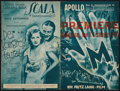 "Movie Posters:Crime, M (Nero-Film AG, 1931). German Program (8 Pages, 5.75"" X 8.75"").Crime.. ..."
