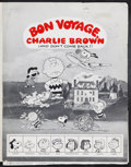 "Movie Posters:Animation, Bon Voyage, Charlie Brown and Other Lot (Paramount, 1980). PressKit (Multiple Items, 8.5"" X 11"" & 8"" X 10"") and Mini Lobby ...(Total: 2 Items)"