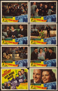 """Movie Posters:Musical, Let's Make Music (RKO, 1941). Lobby Card Set of 8 (11"""" X 14""""). Musical.. ... (Total: 8 Items)"""