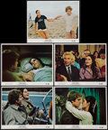 "Movie Posters:Romance, Love Story (Paramount, 1970). Color Photos (10) and Black and White Photos (5) (8"" X 10""). Romance.. ... (Total: 15 Items)"