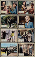 "Movie Posters:Crime, Harper (Warner Brothers, 1966). British Color Photo Set of 8 (8"" X10""). Crime.. ... (Total: 8 Items)"