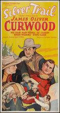 """Movie Posters:Western, The Silver Trail (Reliable, 1937). Three Sheet (41"""" X 81"""").Western.. ..."""