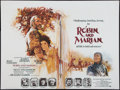 "Movie Posters:Adventure, Robin and Marian (Columbia, 1976). British Quad (30"" X 40"").Adventure.. ..."