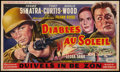 "Movie Posters:War, Kings Go Forth (United Artists, 1958). Belgian (11.75"" X 19.75"").War.. ..."