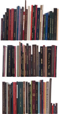 Books:Signed Editions, [Lord John Press]. Ninety-Two Books Published by Lord John PressBetween the Years 1977 and 2000, including: John Updike. ...(Total: 92 Items)