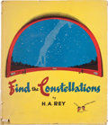 Books:Children's Books, H. A. Rey. Find the Constellations. Boston: Houghton MifflinCompany, [1956]. Second printing. With an origina...
